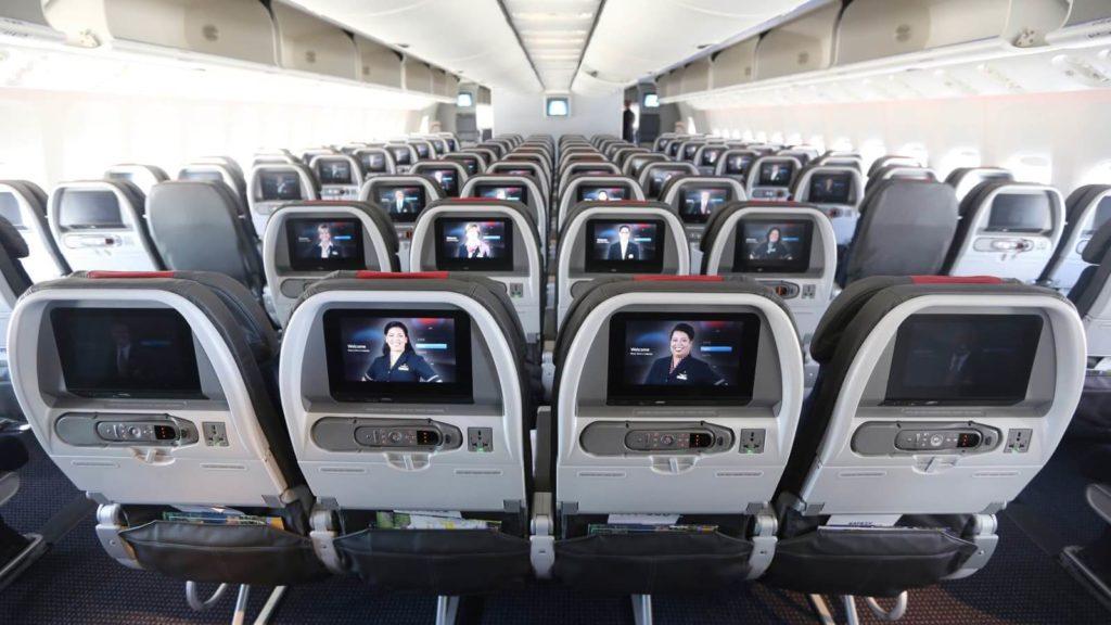 Ethiopian Airlines Seat Maps